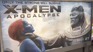 Η Fox αποσύρει τη διαφημιστική καμπάνια των X-Men γιατί «προωθεί τη βία κατά των γυναικών»