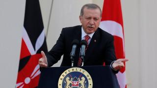 Νέα επίθεση Ερντογάν στην Γερμανία