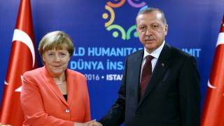 Ένταση και πάλι στις σχέσεις Τουρκίας-Γερμανίας