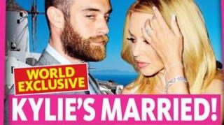 Κρυφός γάμος για την Κάιλι Μινόγκ στην Ελλάδα