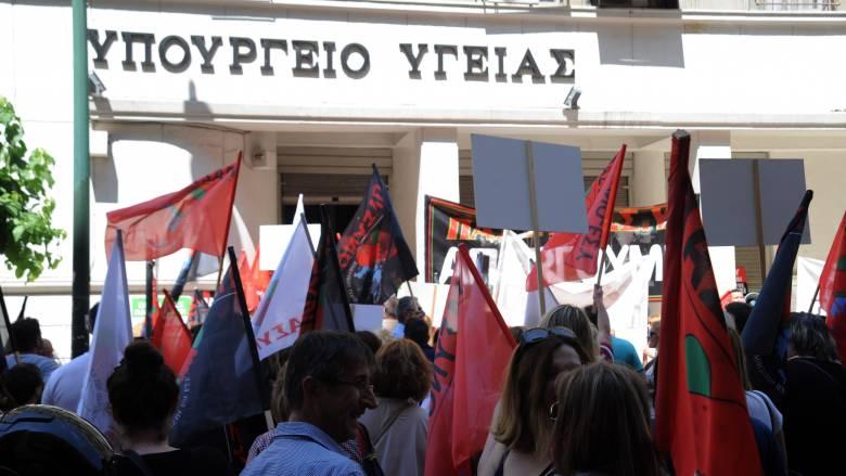 Πανελλαδική απεργία στο χώρο της Δημόσιας Υγείας την Τετάρτη