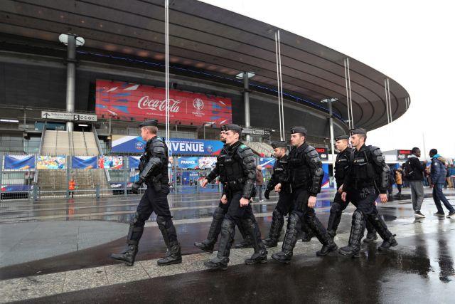 2016 05 16T133901Z 636353970 D1AETEJPRXAB RTRMADP 3 SOCCER EURO SECURITY POLICE