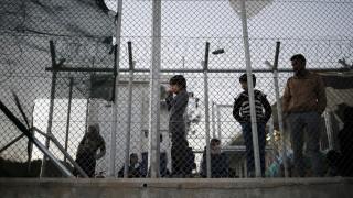 Σπ. Γαληνός: Δεν θα επιτρέψουμε η Λέσβος να γίνει Αλκατράζ προσφύγων