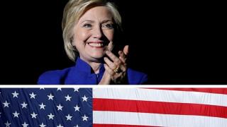 «Κλείδωσε» η υποψηφιότητα της Χίλαρι Κλίντον για το προεδρικό χρίσμα