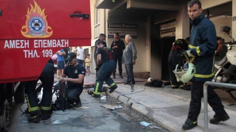 Αττική: Περισσότερες από 190 κλήσεις στην Πυροσβεστική εξαιτίας της κακοκαιρίας