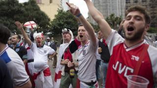 EURO 2016: το Foreign Office εξέδωσε προειδοποίηση για τους Άγγλους φιλάθλους