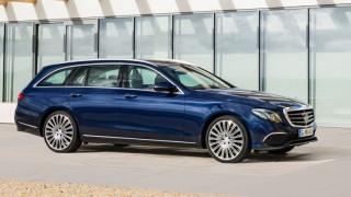 Οι πιο σικ μεταφορές γίνονται με τη νέα Mercedes E-Class Estate