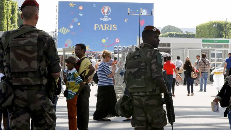 EURO 2016: Εντατική προετοιμασία αλλά και έντονη ανησυχία στις Γαλλικές Αρχές Ασφαλείας