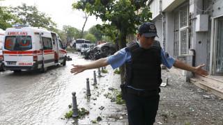 Νέα βομβιστική επίθεση στην Τουρκία-Τρεις νεκροί, δεκάδες τραυματίες (pics)