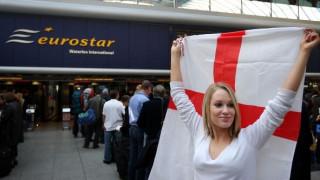 EURO 2016: τα τρένα από Αγγλία για Γαλλία απαγορεύουν την πώληση αλκοόλ