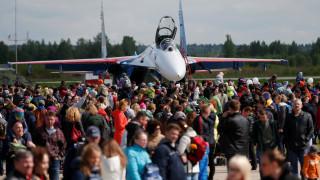Η ρωσική πολεμική αεροπορία καθήλωσε τον στόλο των Sukhoi-27