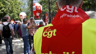 Γαλλία: Το υπ. Εργασίας κάλεσε σε συνάντηση τους συνδικαλιστές της CGT
