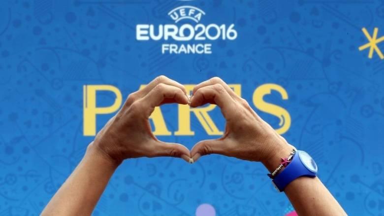 EURO 2016: Ξεκίνημα για την ευρωπαϊκή γιορτή του ποδοσφαίρου