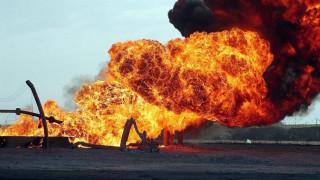 Έκρηξη σε αγωγό πετρελαίου στη Νιγηρία