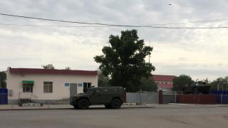 Αντιτρομοκρατική επιχείρηση στο Καζακστάν-Νεκροί ύποπτοι τρομοκράτες
