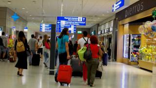 Αυξήθηκε κατά 5,3% η διακίνηση επιβατών στα Ελληνικά αεροδρόμια