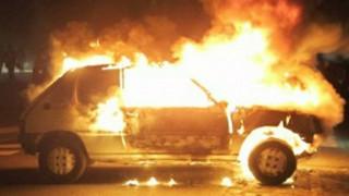 Πώς πιάνει ένα αυτοκίνητο φωτιά;