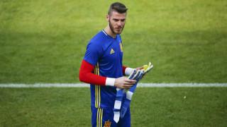 EURO 2016: σοκ στην Ισπανία με την εμπλοκή του Ντε Χέα σε σεξουαλικό σκάνδαλο