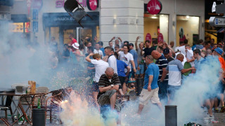 EURO 2016: Νέα επεισόδια με οπαδούς στη Μασσαλία