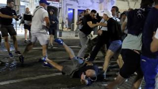 EURO 2016: νύχτα τρόμου από Άγγλους, Ρώσους και Γάλλους χούλιγκανς στην Μασσαλία