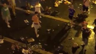 EURO 2016: η Νίκαια πήρε την σκυτάλη των επεισοδίων πριν το ματς Β.Ιρλανδία-Πολωνία