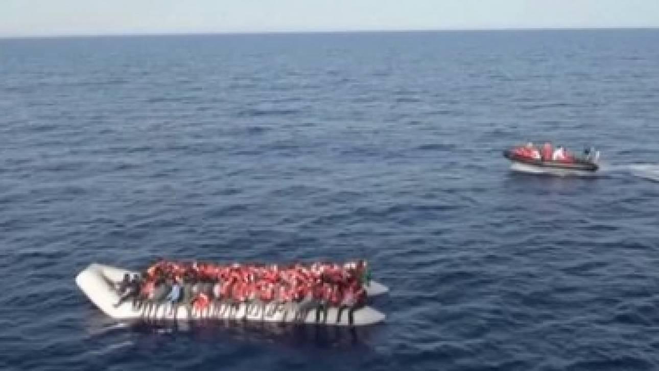 Πάνω από 1.000 μετανάστες διασώθηκαν ανοιχτά της Σικελίας