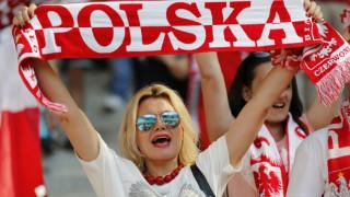 EURO 2016: η Πολωνία κερδίζει μέχρι τώρα την μάχη της κερκίδας