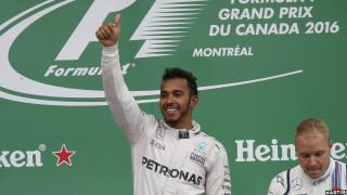 Formula 1: πήρε φόρα ο Χάμιλτον κερδίζοντας και στο G.Prix του Καναδά