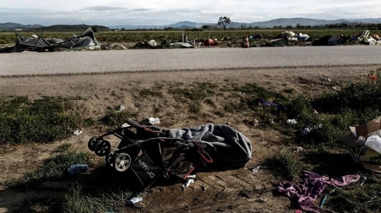 Επιχείρηση της αστυνομίας για την πλήρη εκκένωση της Ειδομένης