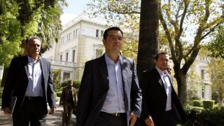 Οι μεγάλες θεσμικές αλλαγές παραμένουν κύρια προτεραιότητα για τον Αλέξη Τσίπρα