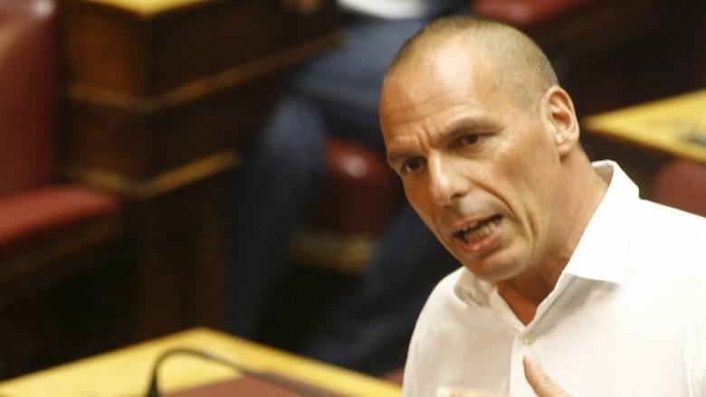 Τι λέει ο Βαρουφάκης για το «New deal» που προτείνει ο Στουρνάρας