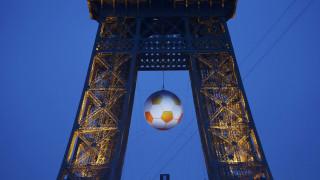 Κλειστός ο πύργος του Άιφελ εν μέσω του Euro 2016