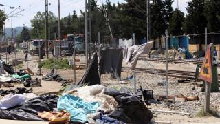 Ολοκληρώθηκε η επιχείρηση εκκένωσης της Ειδομένης από την ΕΛ.ΑΣ.