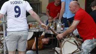 EURO 2016: Ρώσοι χούλιγκανς επιτέθηκαν σε Άγγλους και Ουαλούς στην Λιλ