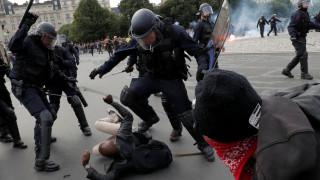 Γαλλία: Νέα επίδειξη δύναμης από τα συνδικάτα κατά της μεταρρύθμισης των εργασιακών σχέσεων