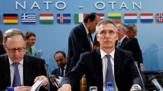 ΝΑΤΟ: Επίπληξη στη Ρωσία για παραβίαση της κατάπαυσης πυρός στην Ουκρανία