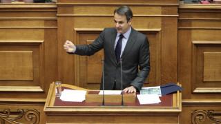 Μητσοτάκης: Υπεύθυνος ο κ.Τσίπρας για την ασφάλεια των πολιτών που θα διαδηλώσουν σήμερα