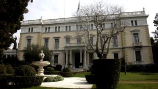 Συνάντηση Π. Παυλόπουλου - Κ. Παπούλια στο Προεδρικό Μέγαρο
