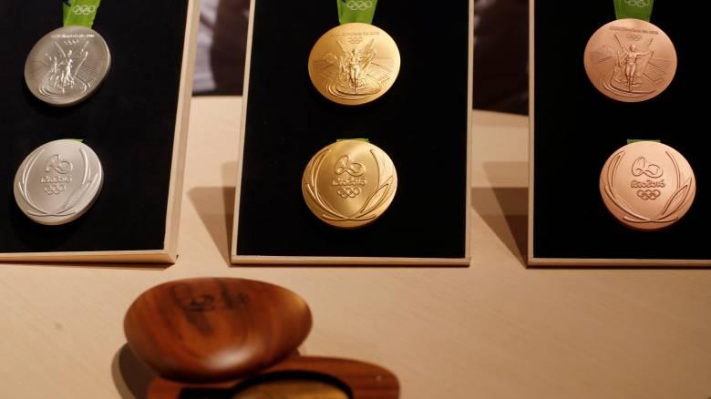 Ολυμπιακοί Αγώνες Ρίο: Λάμψη Ελλάδας στα μετάλλια