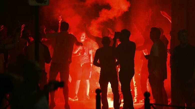 EURO 2016: συγκρούσεις τα μεσάνυχτα στη Λιλ ανάμεσα σε Αστυνομία και Άγγλους