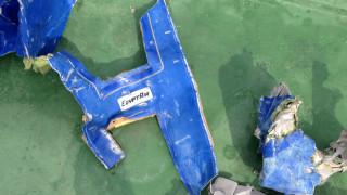 Βρέθηκαν κομμάτια της ατράκτου του αεροσκάφους της EgyptAir