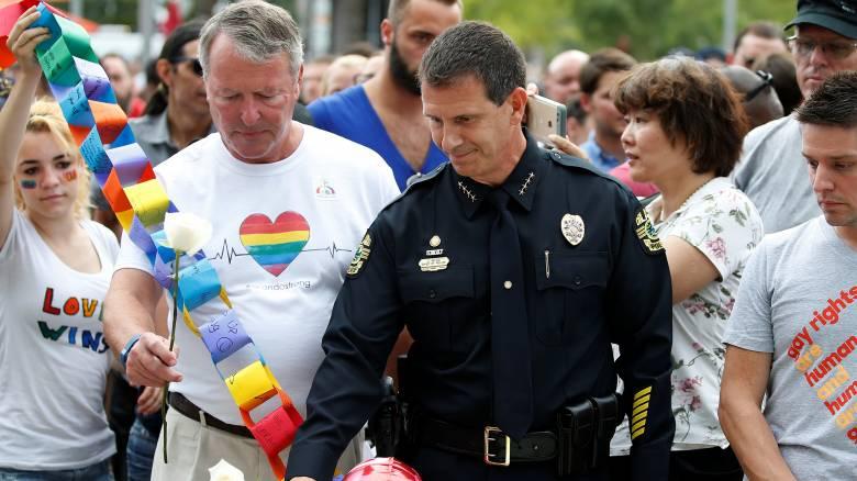 Αστυνομία Ορλάντο: Ίσως σκοτώσαμε κάποια από τα θύματα στο κλαμπ