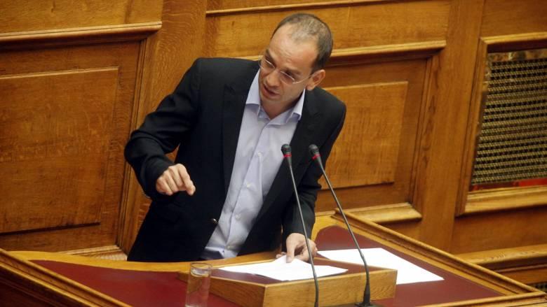 Αιχμές από βουλευτή του ΣΥΡΙΖΑ κατά του Στουρνάρα