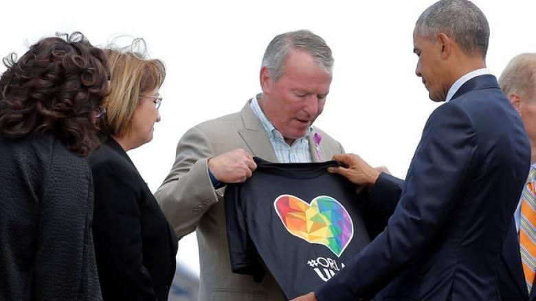 Στο Ορλάντο σήμερα ο Μπάρακ Ομπάμα