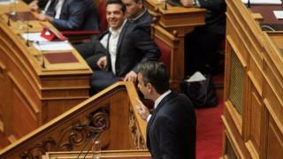 Νέος γύρος στην κόντρα κυβέρνησης - ΝΔ με 'yes men' και «πολιτικά αδιέξοδα»