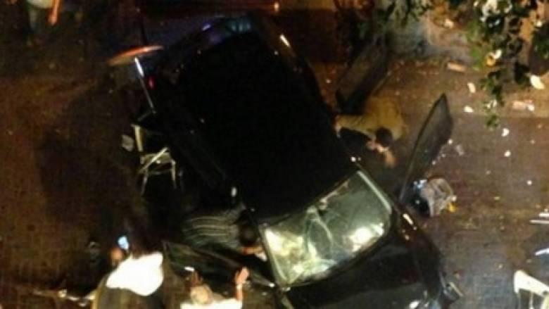 Ισραήλ: ΙΧ διαλύει τζαμαρία εστιατορίου, σκοτώνει τρεις και τραυματίζει έξι (vid)