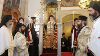 Τελέστηκε το Πατριαρχικό Συλλείτουργο παρουσία του Προέδρου της Δημοκρατίας