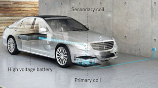 Τα plug-in υβριδικά θα φορτίζονται στο άμεσο μέλλον ασύρματα