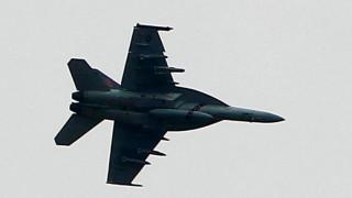 Συρία: Συντριβή μαχητικού αεροσκάφους στο αεροδρόμιο της Χάμα