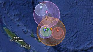 Ισχυρός σεισμός 6,6R στο Βανουάτου